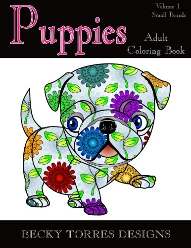 9781517677640: Puppies - Volume 1 Small Breeds