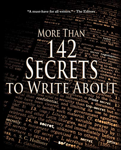 9781517684464: More Than 142 Secrets to Write About: Volume 1 (Writer's Tool Box)