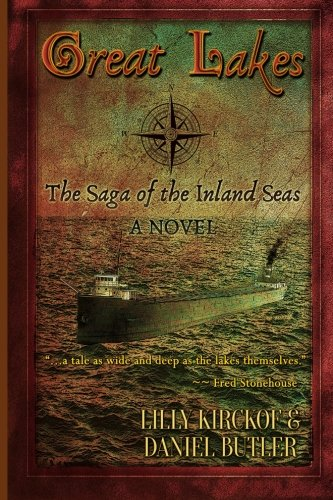 9781517694937: Great Lakes: The Saga of the Inland Seas