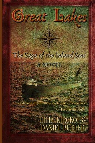 9781517694937: Great Lakes: The Saga of the Inland Seas