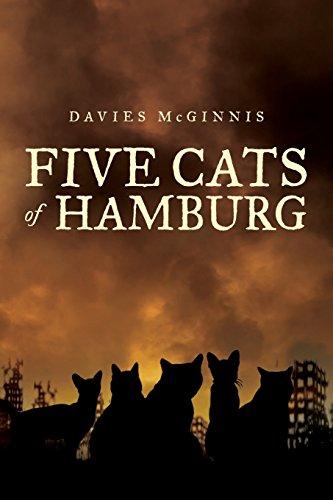 9781517704223: Five Cats of Hamburg