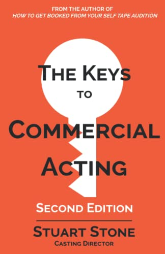 9781517705213: The Keys to Commercial Acting