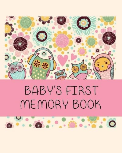 9781517708177: Baby's First Memory Book: Baby's First Memory Book; Owl Babies
