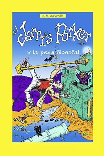 9781517708481: El Jarrys Porker y la Peda Filosofal (Spanish Edition)
