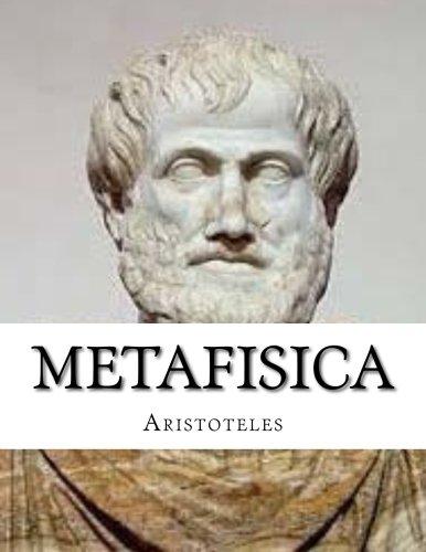 9781517708511: Metafisica: Metafisica de Aristoteles