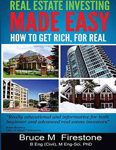 9781517717650: Real Estate Investing Made Easy: How to get rich, for real