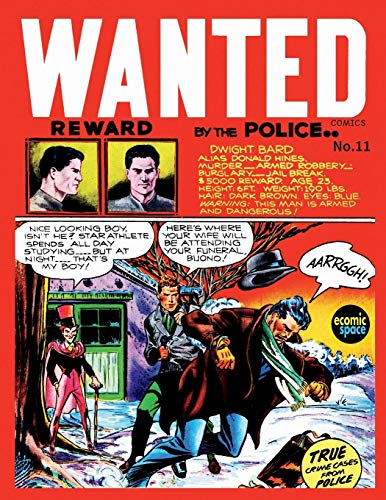 9781517719432: Wanted Comics 11