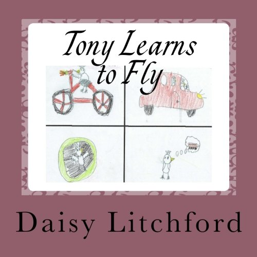 9781517722241: Tony Learns to Fly