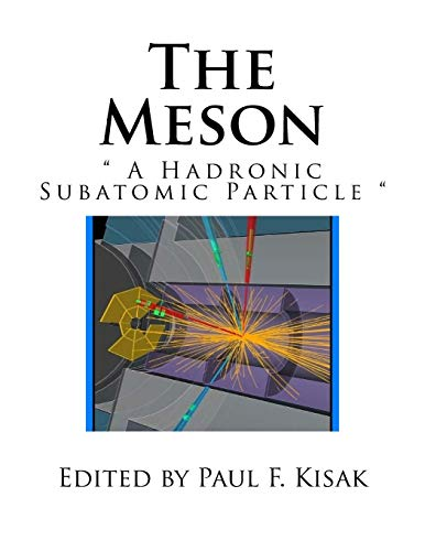 The Meson: A Hadronic Subatomic Particle: Kisak, Edited by