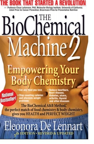 9781517732967: The BioChemical Machine 2 - Empowering Your Body Chemistry