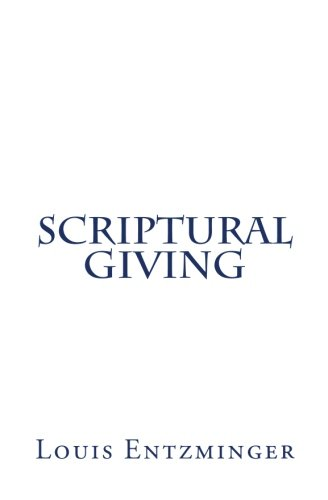 9781517735890: Scriptural Giving