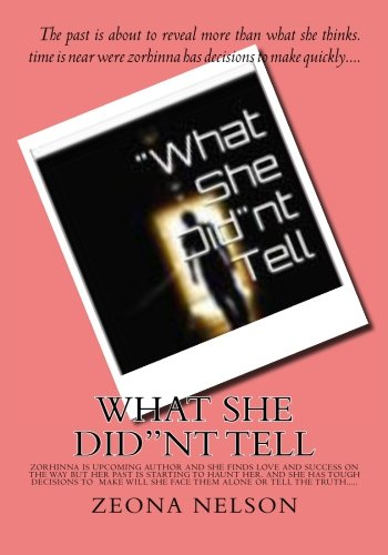 9781517737481: What She Did
