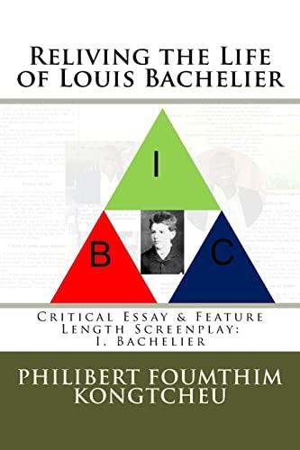 Reliving the Life of Louis Bachelier: Philibert Foumthim Kongtcheu