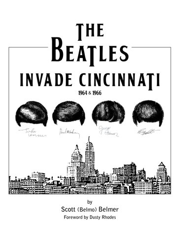 9781517744328: The Beatles Invade Cincinnati