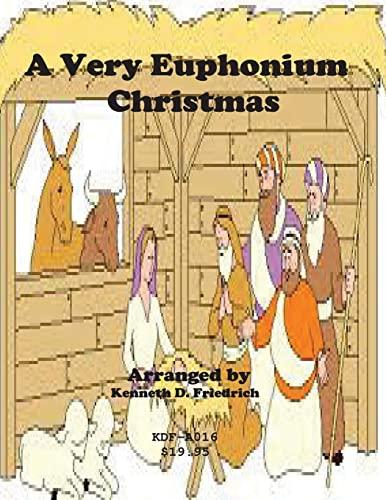 9781517747350: A Very Euphonium Christmas