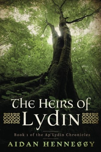 9781517762902: The Heirs of Lydin (The Ap'Lydin Chronicles) (Volume 1)