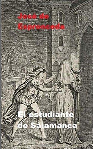 9781517764227: El estudiante de Salamanca (Spanish Edition)