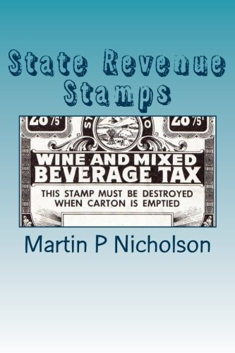 9781517764357: State Revenue Stamps