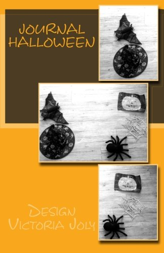 9781517765415: Journal Halloween: Design Original 4 (French Edition)