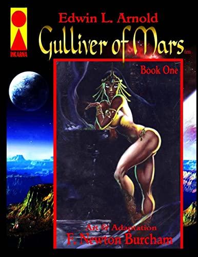 9781517770372: Gulliver of Mars: Revised Edition