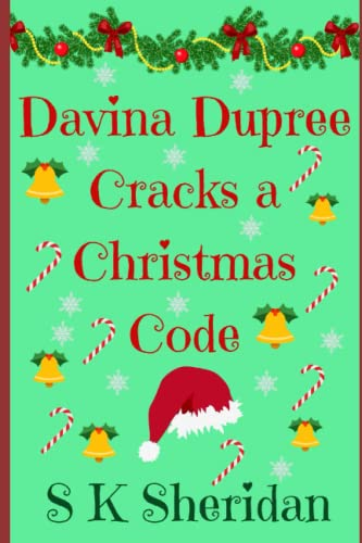 9781517770839: Davina Dupree Cracks a Christmas Code: Seventh in the Egmont School Series