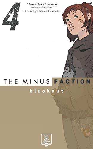 9781517773120: The Minus Faction - Episode Four: Blackout (Volume 4)