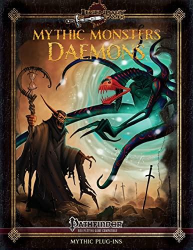9781517783419: Mythic Monsters: Daemons (Volume 31)