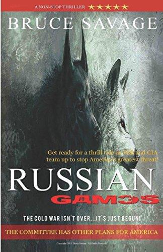 9781517789176: Russian Games