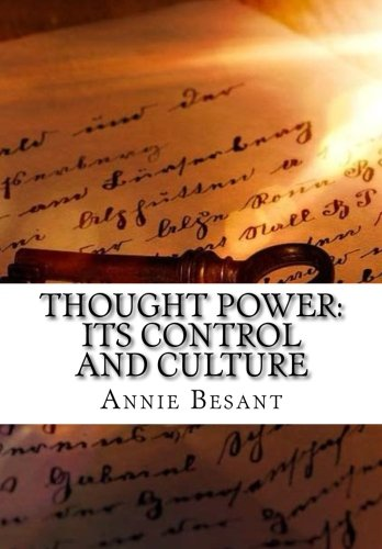 9781517794521: Thought Power: Its Control and Culture