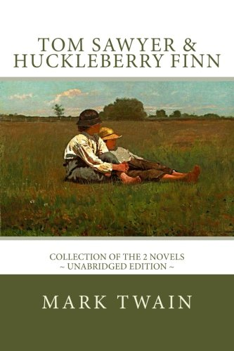 9781517797133: TOM SAWYER and HUCKLEBERRY FINN: The Complete Adventures - Collection of the 2 novels