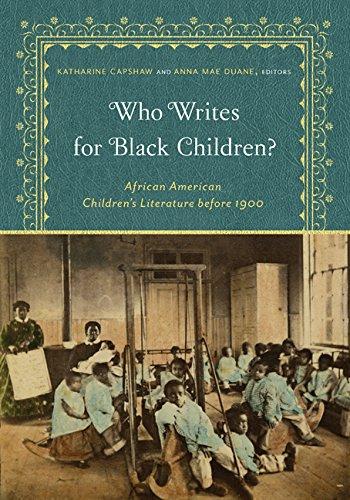 Who Writes for Black Children?: African American: Univ Of Minnesota
