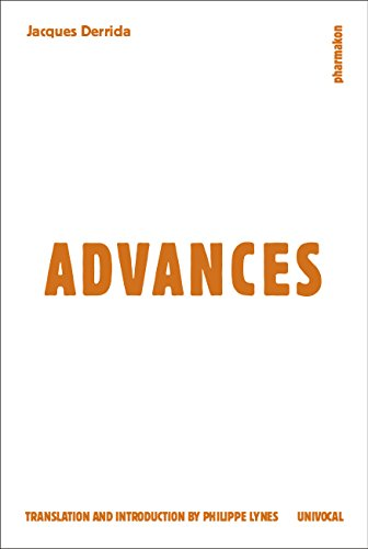 9781517904265: Advances (Univocal)