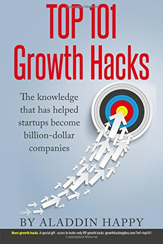 9781518600463: TOP 101 Growth Hacks: The best growth hacking ideas that you can put into practice right away
