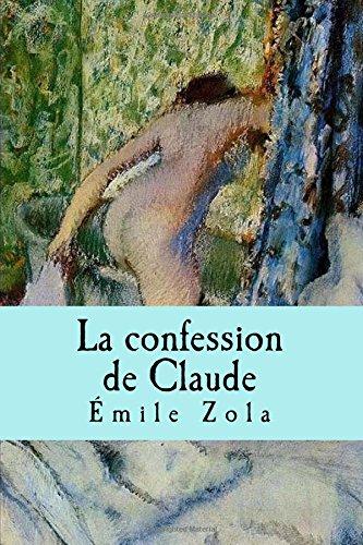 9781518600548: La confession de Claude