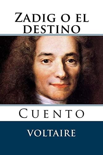 9781518613739: Zadig o el destino: Cuento (Spanish Edition)
