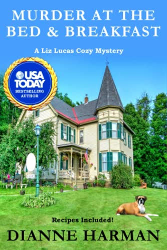 9781518622793: Murder at The Bed and Breakfast (Liz Lucas Cozy Mystery)