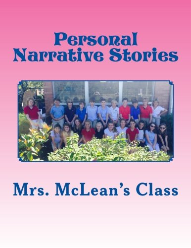 9781518623479: Personal Narrative Stories 2015-2016