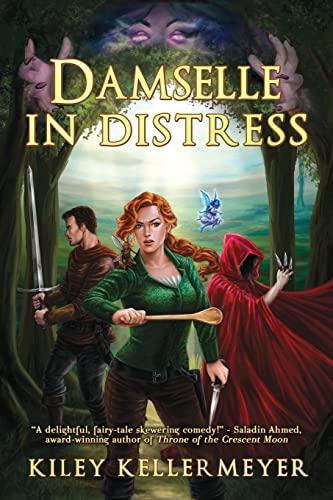 9781518623752: Damselle in Distress
