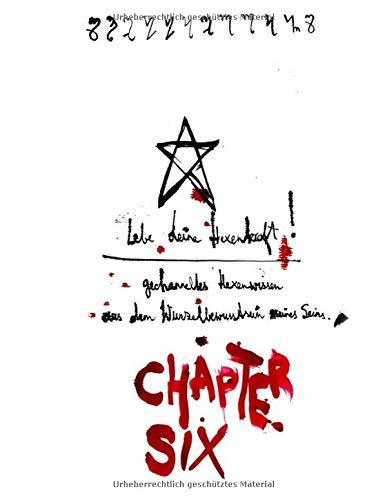 9781518626029: Lebe deine Hexenkraft: Chapter VI: Volume 6