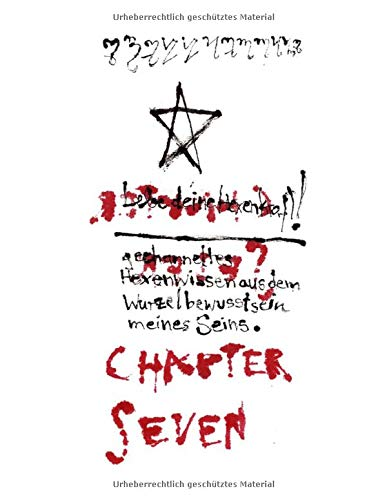 9781518626241: Lebe deine Hexenkraft: Chapter VII: Volume 7