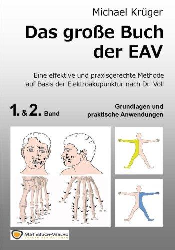 9781518627286: Das grosse Buch der EAV: Grundlagen und praktische Anwendung