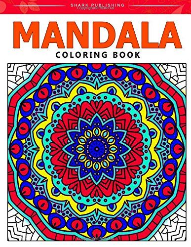 9781518634055: Mandala Coloring Book: Stress Relieving Patterns : Colorama Coloring books, coloring books for adults relaxation, Mandala Coloring Book (Volume 2)