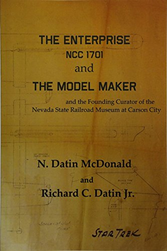 9781518644887: The Enterprise, NCC 1701 and The Model Maker