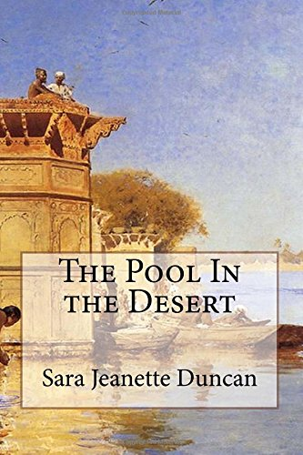 9781518653834: The Pool In the Desert