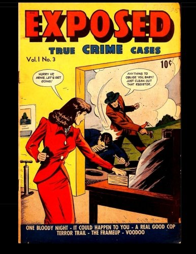 9781518661297: Exposed #3: Classic Comics From the 1950's