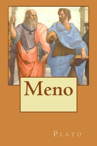 Meno: Plato Plato