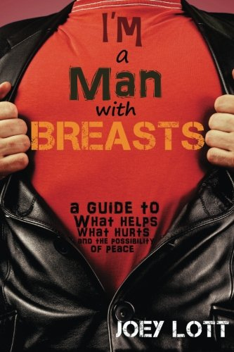 9781518666872: I'm a Man with Breasts (Gynecomastia): A Guide to What Helps, What Hurts, and th
