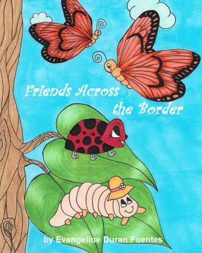 9781518670152: Friends Across the Border