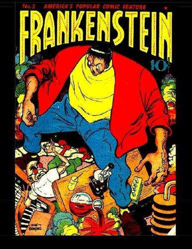 9781518671562: Frankenstein #2: Golden Age Popular Comic 1945