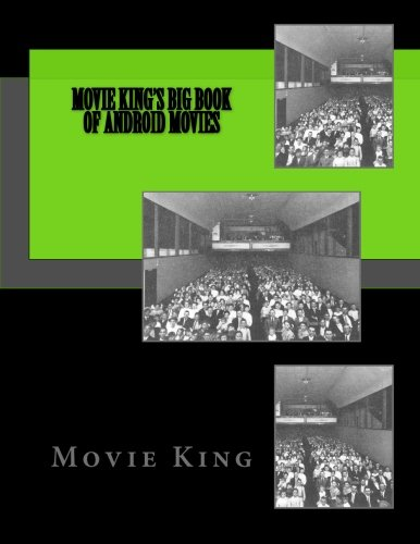 9781518671982: Movie King's Big Book of Android Movies